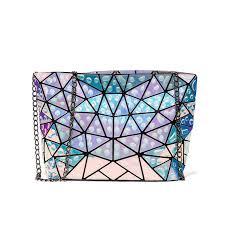 2019 Новый женский <b>рюкзак</b>, <b>светящиеся геометрические</b> ...