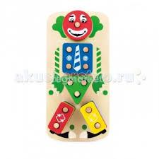 Пирамидка <b>Деревянные игрушки Клоун</b> в Санкт-Петербурге (500 ...