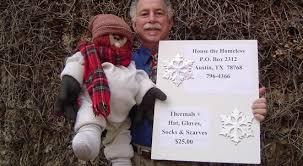 Some Homeless Start 2012 With <b>New Thermal Underwear</b> | KUT