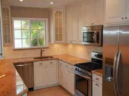 small u shaped kitchen design:  small u shaped modular kitchen