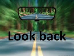 Hasil gambar untuk looking back