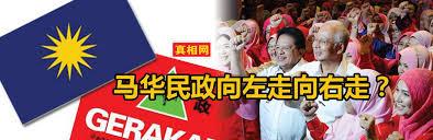 Image result for 马华民政巫统