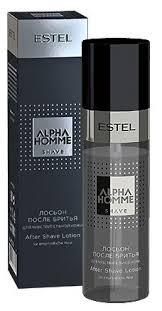 <b>Лосьон после</b> бритья Alpha Homme Shave для чувствительной ...