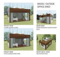 garden office glass garden and glass office on pinterest build garden office kit