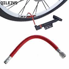 <b>QILEJVS 1PC Bicycle</b> Pumps Bike Inflate Pump Hose Adapter ...