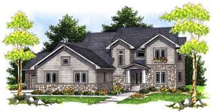 House Plans With Garage   Free Online Image House Plans    One Story Luxury House Plans moreover Bedroom French Country House Plans also House Plan