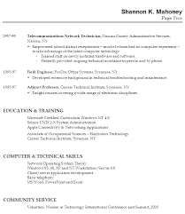 resume technical instructor example resume technical instructor example resume technical instructor pg2 sample cover letter sample college professor cover letter