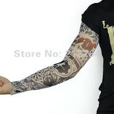 10pcs <b>Stylish</b> Wings Pattern <b>Body</b> Armor <b>Tattoo</b> Sleeves <b>Body</b> Arm ...