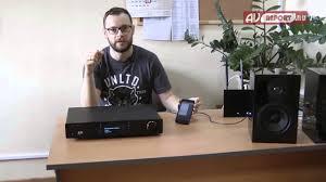 Обзор <b>сетевого</b> аудиоплеера <b>Cambridge</b> CXN - YouTube