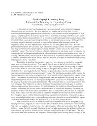 expository essay cover letter expository essay writing examples expository essay