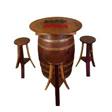 wine barrel furniture wine cellar contemporary whiskey barrel table and chairs set barrel office barrel middot