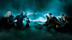 Resultado de imagen para batalla de hogwarts