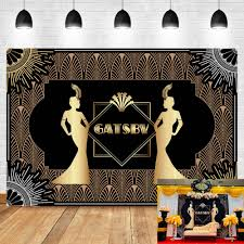 <b>NeoBack The</b> Great <b>Gatsby</b> Backdrop <b>Gatsby Happy</b> 50th <b>Birthday</b> ...