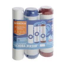 <b>Комплект картриджей ITA</b> Filter, 3-х ступенчатый, антижелезо-2 ...