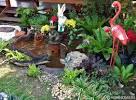 Фото поделки в сад своими руками