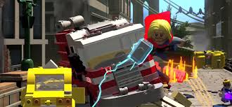 Image result for lego avengers video game screenshots