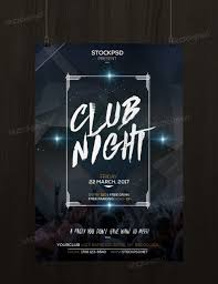 club night party template psd flyer flyershitter com get club night party template flyer psd