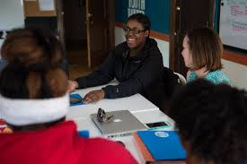 teens search for summer jobs not working out the boston globe beatrice bellang made a point during a class at youth hub in boston