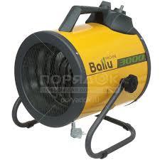 <b>Тепловая пушка Ballu BHP-P2-3</b>, 230 куб.м/ч, 3 кВт: отзывы, цены ...