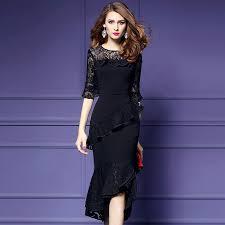 <b>ARiby Women</b> Elegant <b>Dress</b> Black Ball <b>Dress</b> 2019 New Summer ...