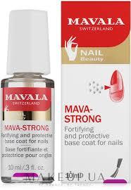 <b>Mavala</b> Mava-Strong <b>Base Coat</b>