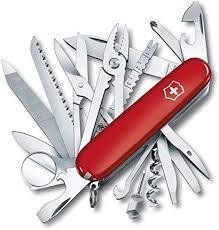 <b>Victorinox Swiss Army</b> Knife Champ: Amazon.co.uk: Sports & Outdoors