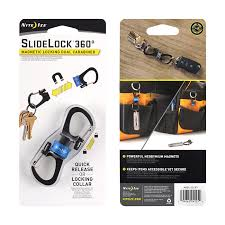 <b>Карабин Nite Ize SlideLock</b>® 360° Blue - купить в магазине Спорт ...
