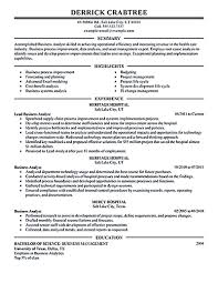 data analysis resume summary cipanewsletter business analyst resume summary examples template