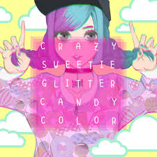 [BOFU2017]Crazy Sweetie Glitter <b>Candy Color</b> feat. Sennzai by ...