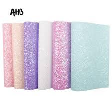 AHB <b>22*30CM</b> Glitter Leather <b>Fabric</b> Snake <b>Faux Leather Fabric</b> ...