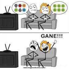 Memes Para Facebook: Jugando Con Playstation Imagenes Para ... via Relatably.com