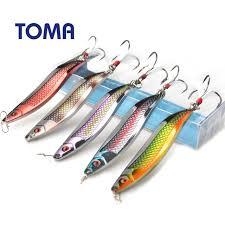 Online Shop TOMA 3PCS/<b>Lot</b> Metal <b>Fishing Lures</b> Zinc alloy 18g ...