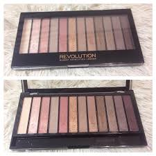 the first thing i purchased was the iconic 3 palette from makeup revolution this palette was made to be a dupe of urban decay 39 s 3