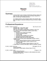 sample cv best sample of resume curriculum vitae template find work in the usa how to write a cv or resume