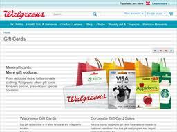 Walgreens | Gift Card Balance Check | Balance Enquiry, Links ...