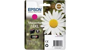 T18134010 | Epson HY <b>ink 18XL</b> Magenta | Distrelec Germany
