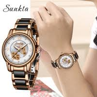 Ladies Ceramic <b>Rose</b> Gold Watch Canada   Best Selling Ladies ...