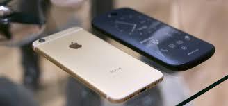 Почему YotaPhone 2 лучше iPhone 6