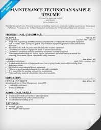 maintenance technician resume sample  resumecompanion com    maintenance technician resume sample  resumecompanion com    resume samples across all industries   pinterest   resume and engineers