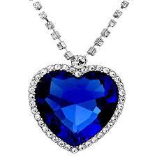 Buy Shining Diva Fashion The Famous <b>Titanic Heart of</b> Ocean ...