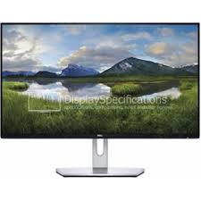 """23.8"""" Dell InfinityEdge <b>S2419H</b> - Specifications"""