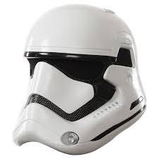 <b>Star Wars Stormtrooper Men's</b> Deluxe Helmet One Size : Target