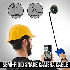 1080/<b>720P</b> Endoscope Hard Wire <b>Android</b> USB Borescope <b>8mm</b> ...