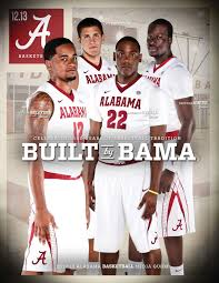 2014 15 men s basketball media guide by alabama crimson tide issuu