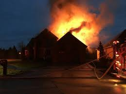 house fire cbs detroit arson suspected in macomb township house