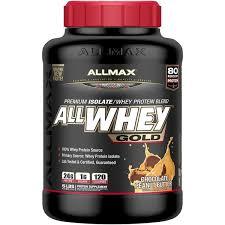 Allmax Nutrition <b>AllWhey Gold</b> Protein Supplement 5 Lbs.