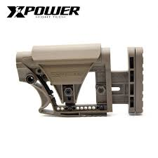 <b>XPOWER LUTH MBA 3 STYLE</b> Adjustable Extended STOCK For Air ...