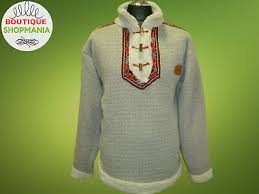 Sweaters <b>Mens Solid</b> Color Horn Button Bodkin <b>British</b> Style Fashion ...