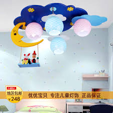 new moon star kids light children s bedroom children s room ceiling lamp baby bedroom ceiling lights