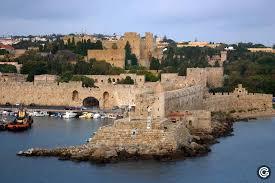 <b>Родос</b>, Греция | Остров <b>Родос</b> на карте Греции | Путеводитель по ...